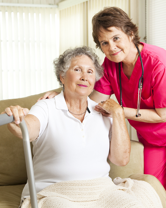 It can be hard to know when to choose home health. Let us help you determine if it could help you or your loved one